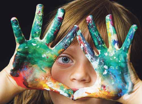 Hundertwasser Bunt Und Farbenfroh