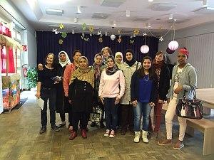 Der Deutschkurs im KiJuNa – Kinder-, Jugend- und Nachbarschaftszentrum