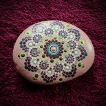 Stein etwa 10 cm